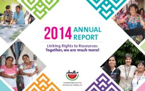 Semillas, 2014 Annual Report