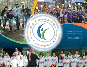 Giving, Grantmaking, Impact Annual Report 2012