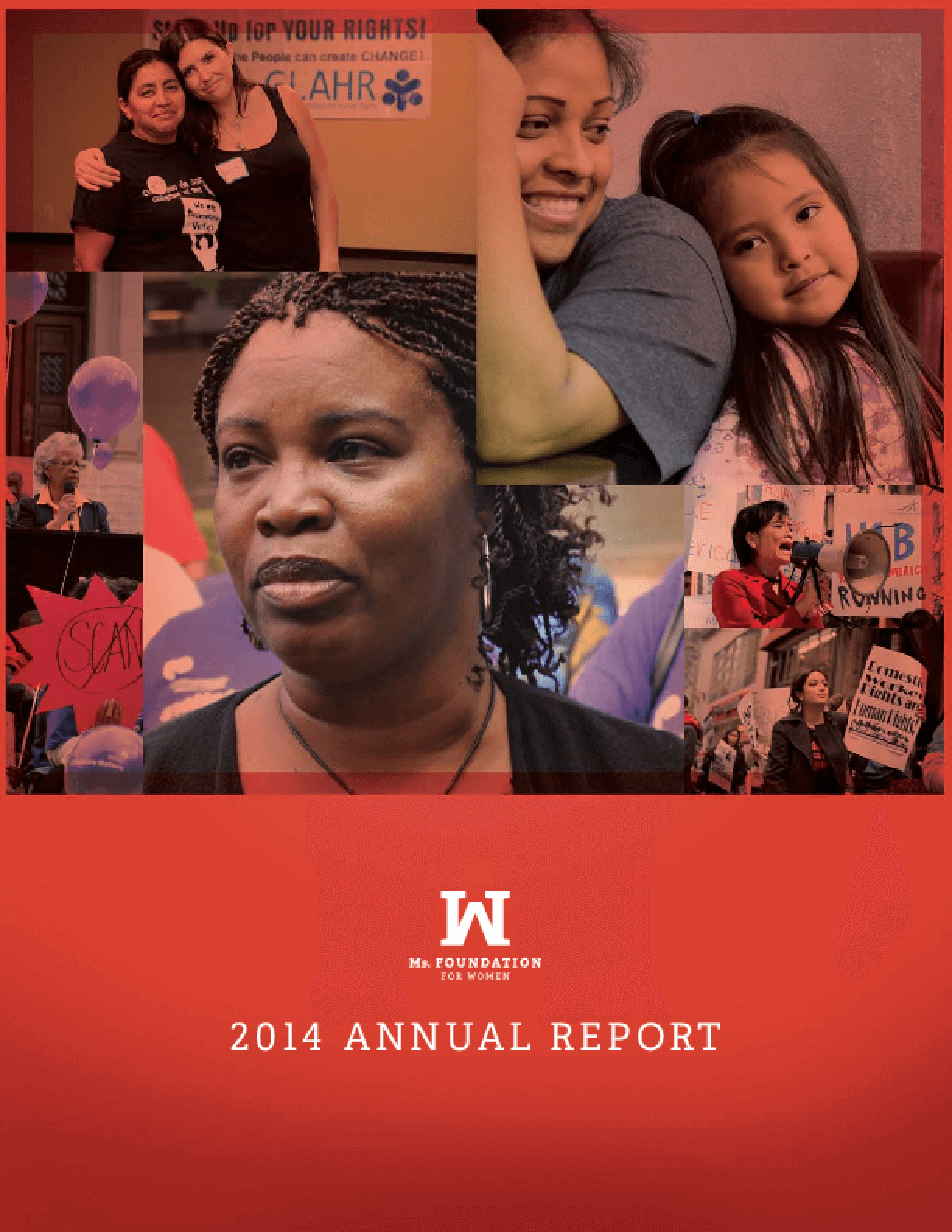 Ms. Foundation for Women, 2014 Annual Report