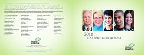 Madison Community Foundation, 2010 Annual Report