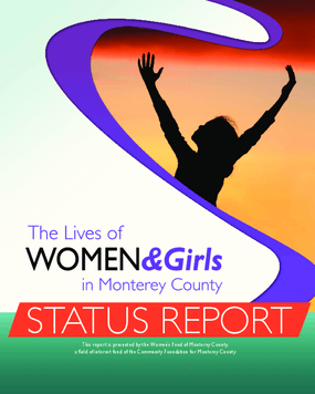 Lives of Women & Girls Report in Monterey County