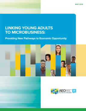 Linking Young Adults to Microbusiness: Providing New Pathways to Economic Opportunity