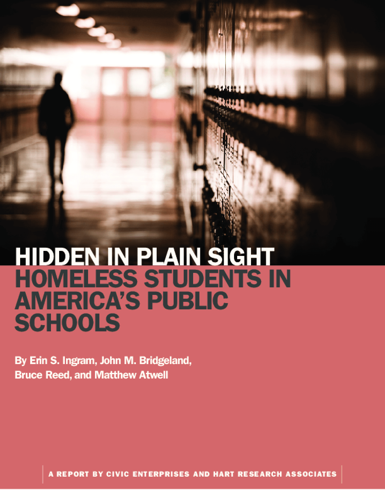 Hidden in Plain Sight: Homeless Students In America's Public Schools
