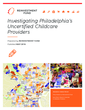 Investigating Philadelphia's Uncertified Childcare Providers