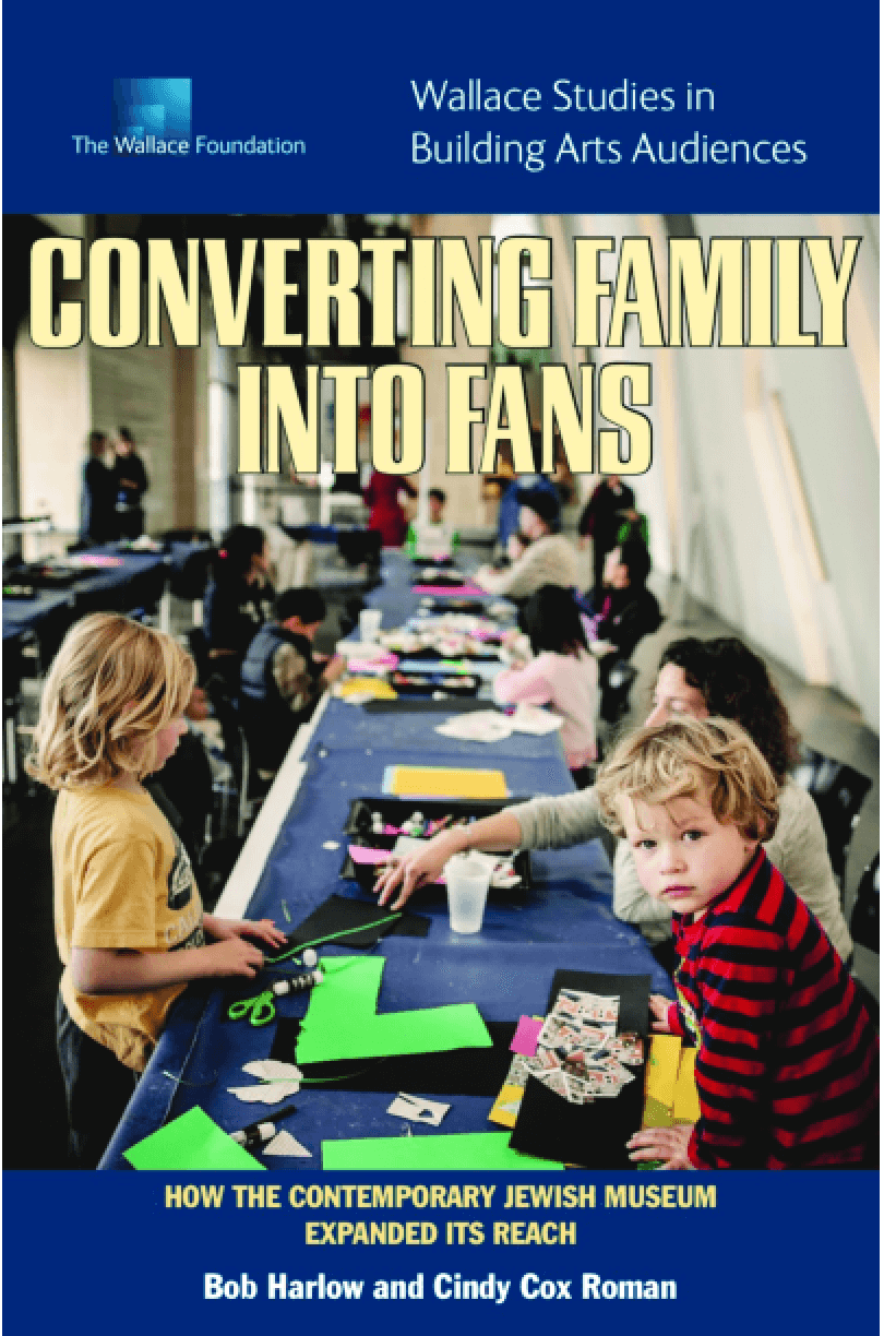 Converting Family Into Fans: How the Comtemporary Jewish Museum Expanded Its Reach