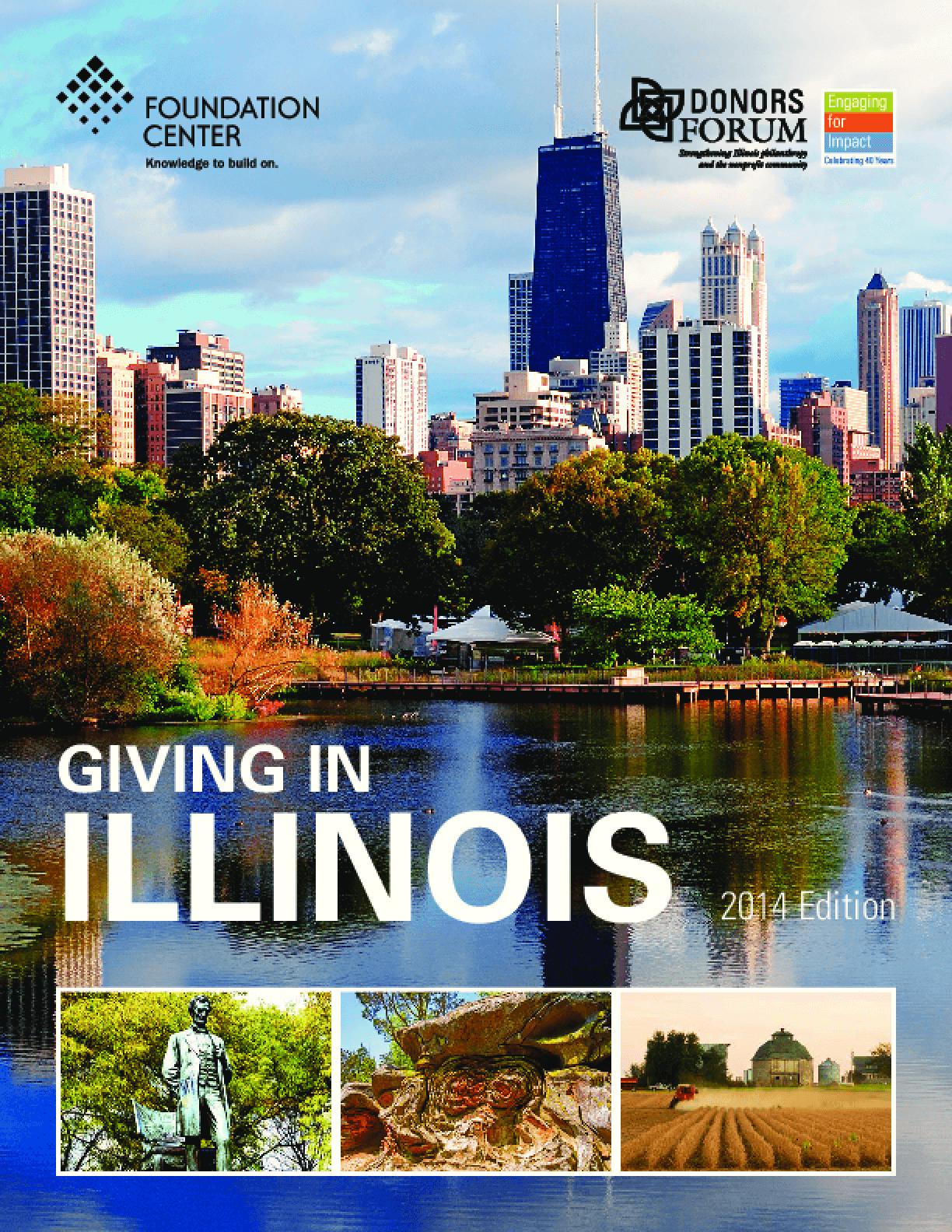 Giving in Illinois, 2014