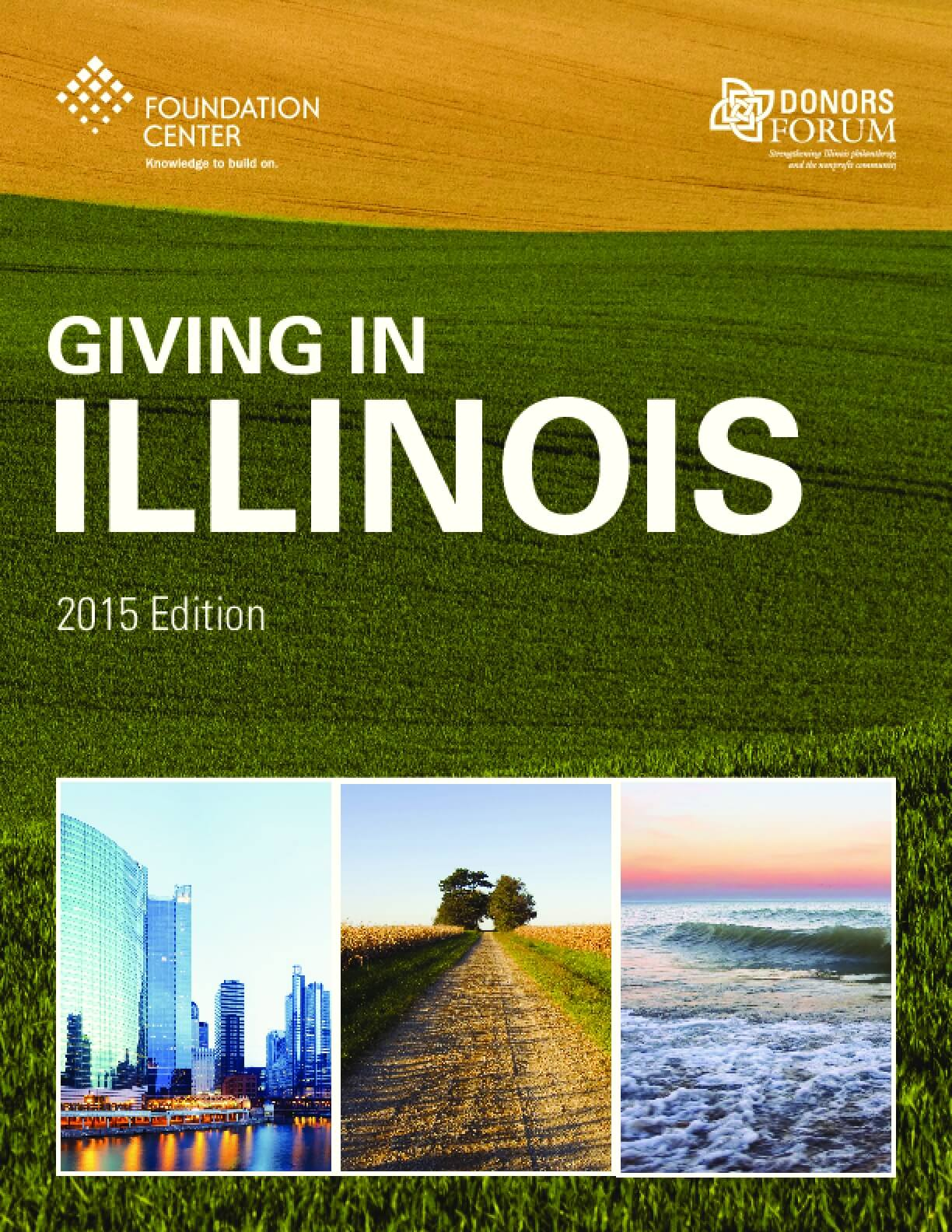 Giving in Illinois, 2015