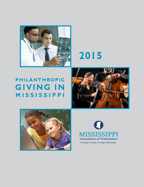 Philanthropic Giving in Mississippi, 2015
