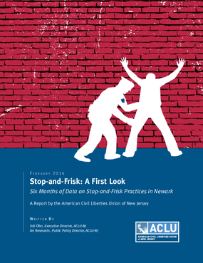 Stop-and-Frisk: A First Look at Six Months of Data on Stop-and-Frisk Practices in Newark