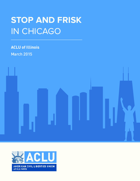 Stop and Frisk in Chicago