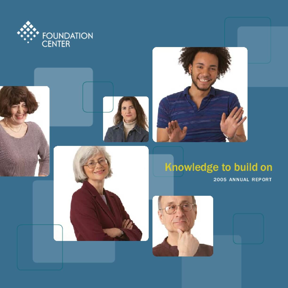 The Foundation Center 2005 Annual Report