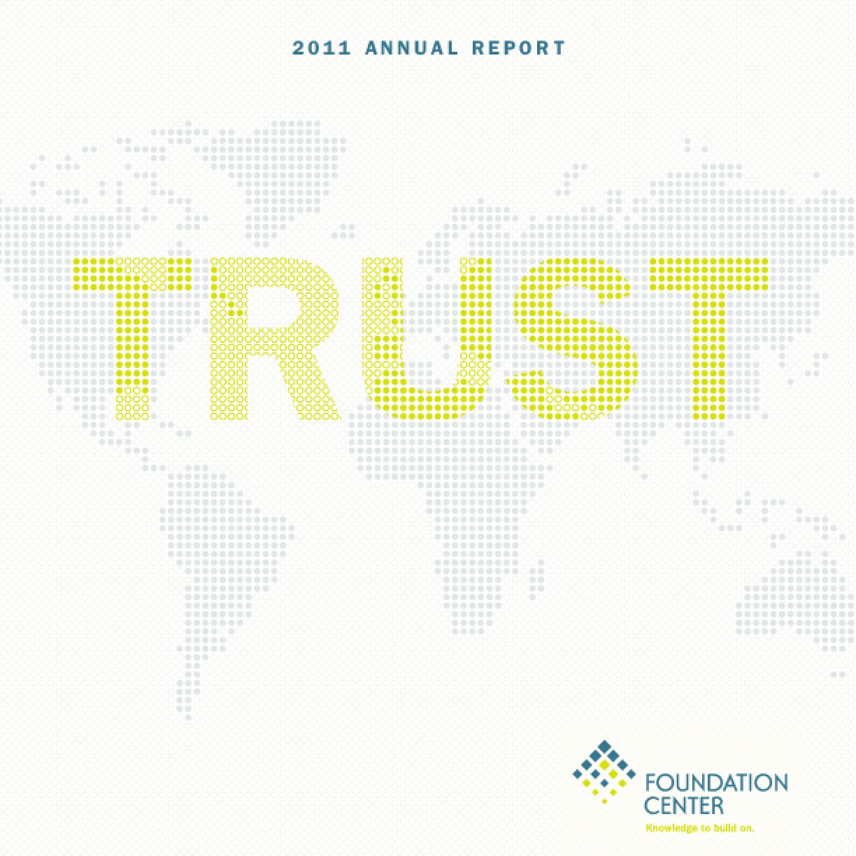 Foundation Center 2011 Annual Report
