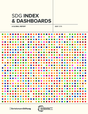 SDG Index and Dashboards: A Global Report
