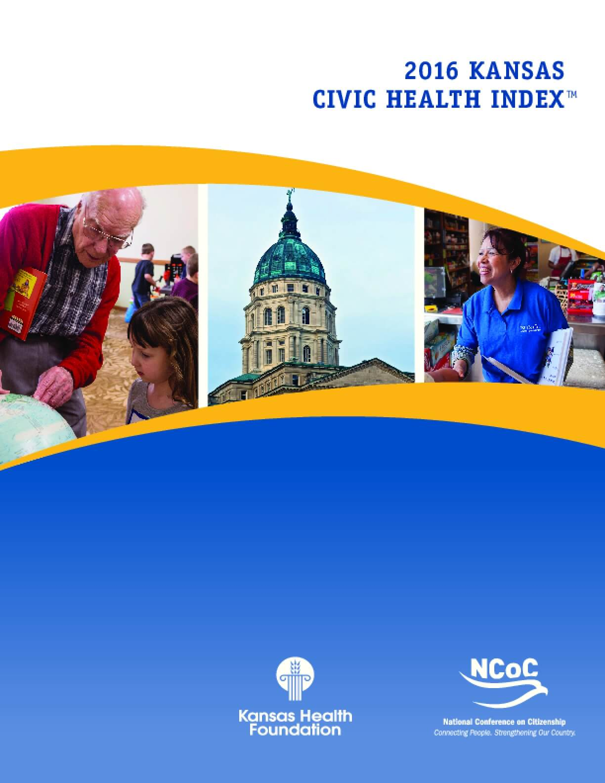 2016 Kansas Civic Health Index
