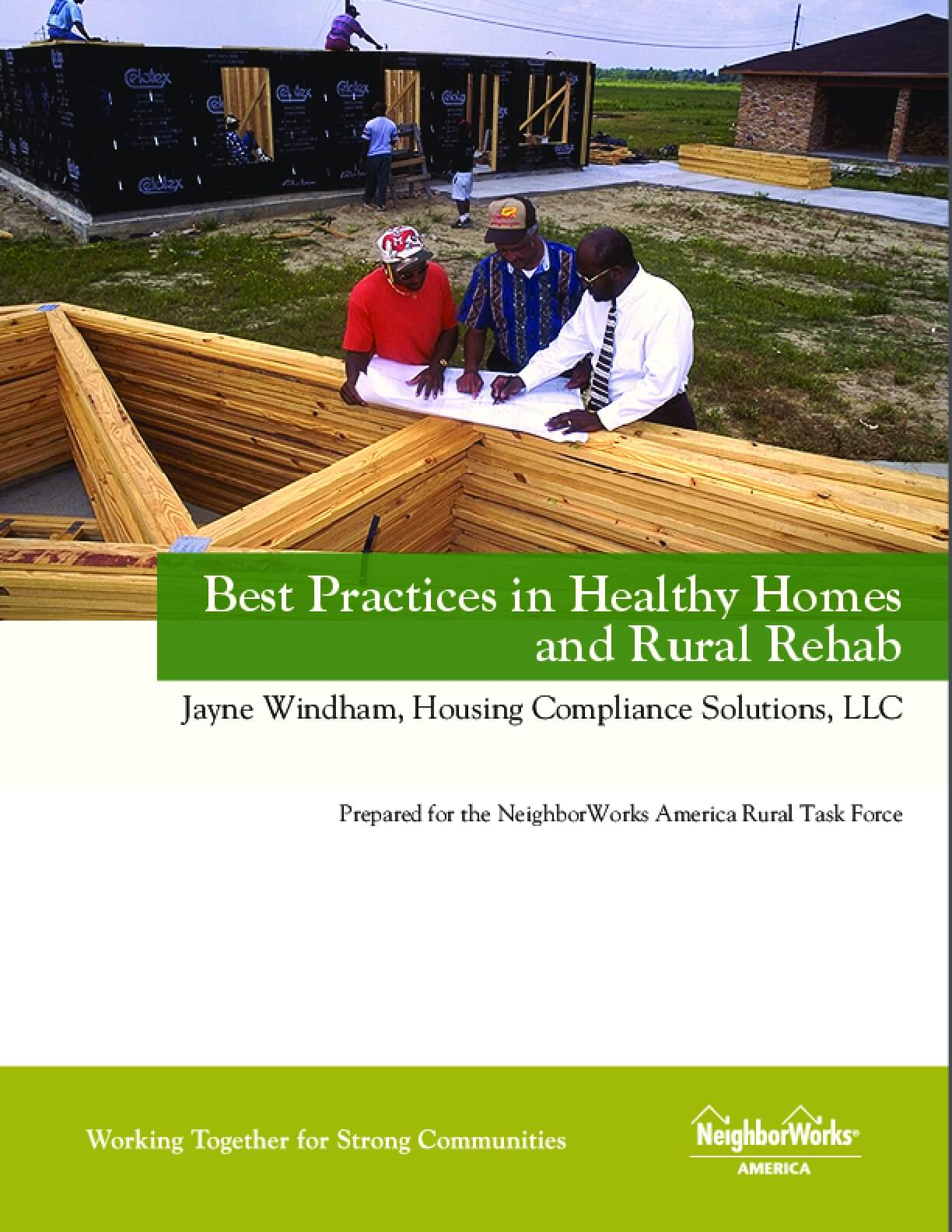 Best Practices in Healthy Homes and Rural Rehab
