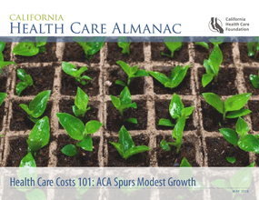 Health Care Costs 101: ACA Spurs Modest Growth