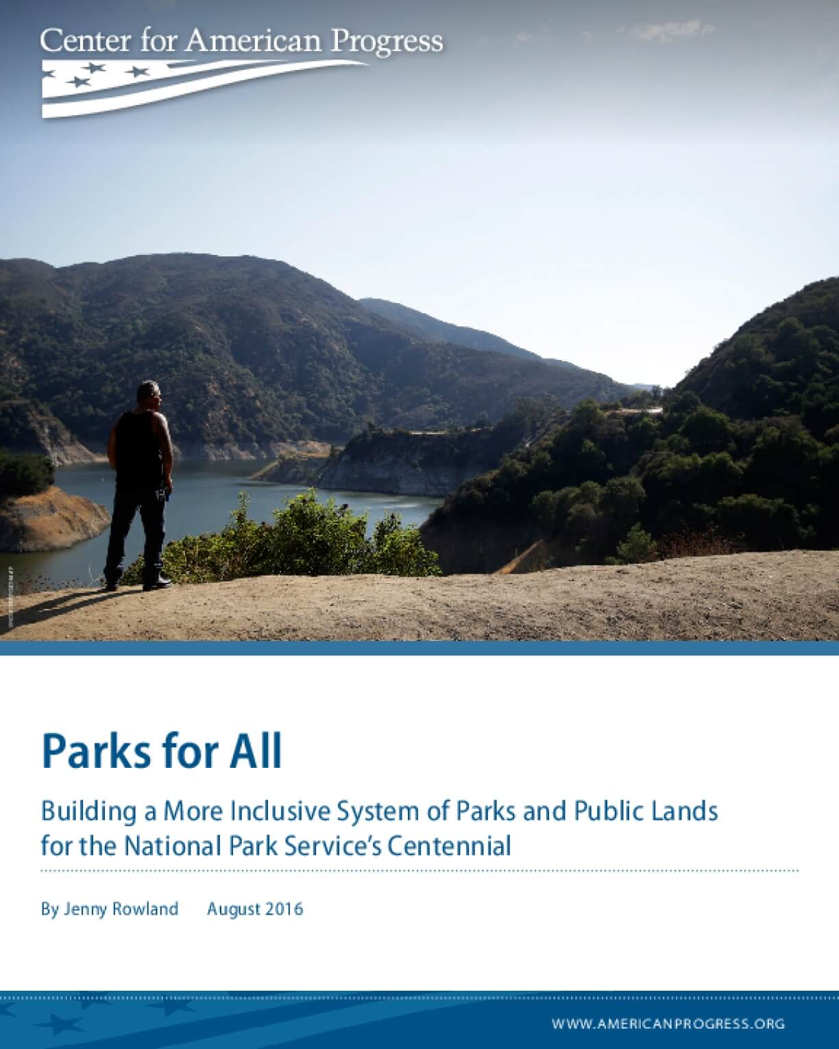 Parks for All: Building a More Inclusive System of Parks and Public Lands for the National Park Service's Centennial