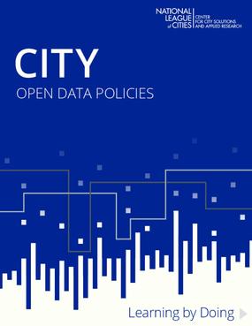City Open Data Policies
