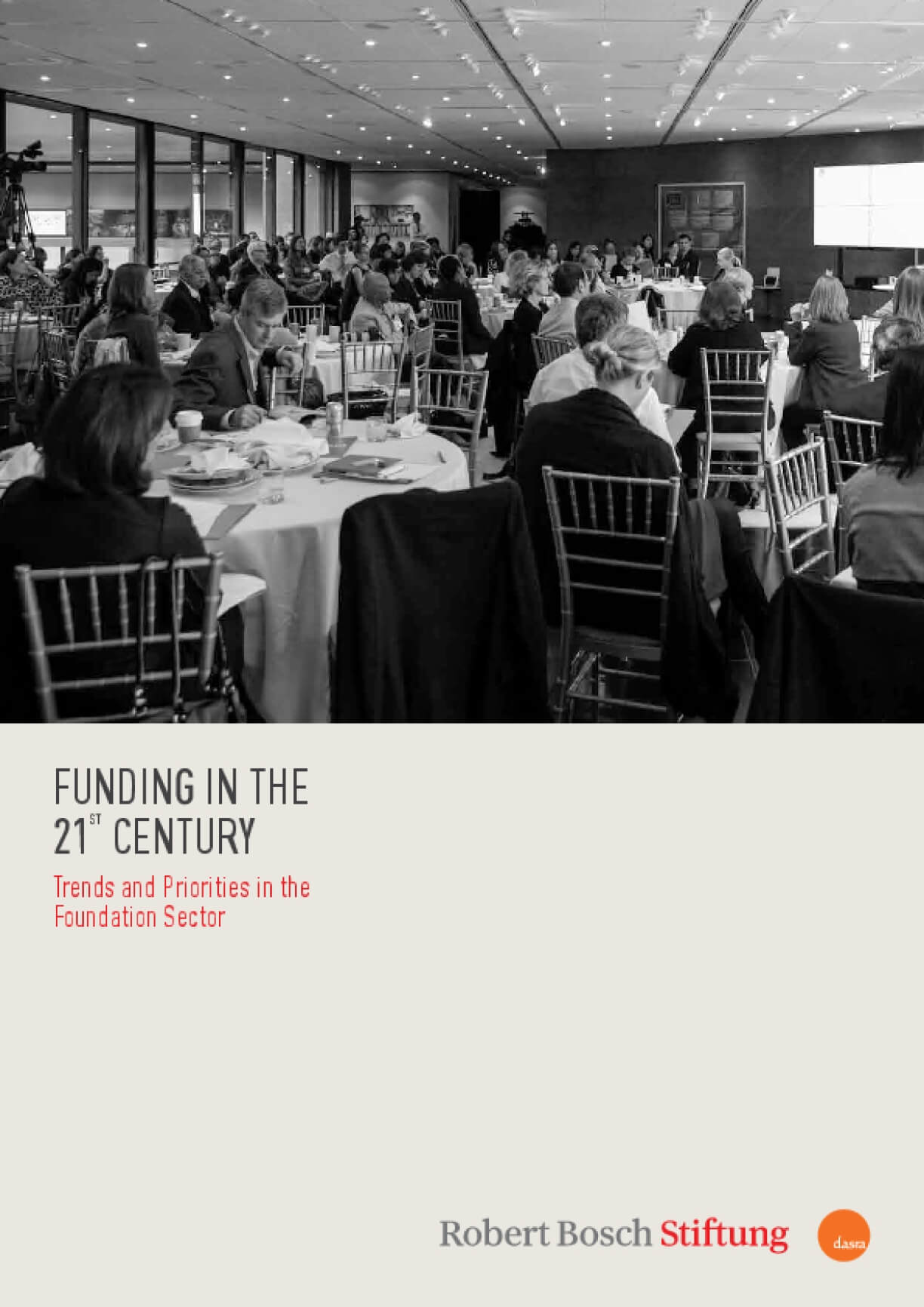 Funding in the 21st Century: Trends and Priorities in the Foundation Sector