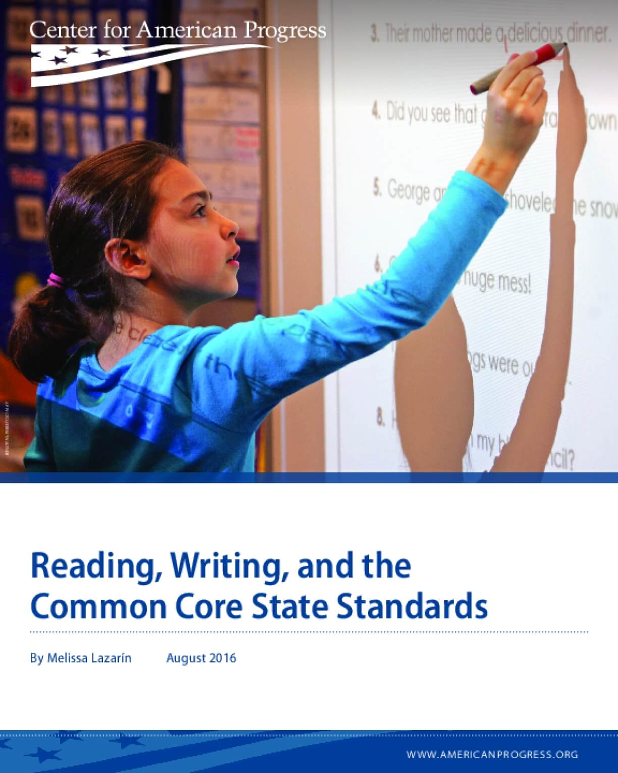 common core state standards essay