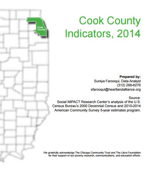 Cook County Indicators Databook 2014