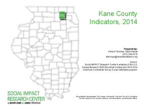 Kane County Indicators Databook 2014