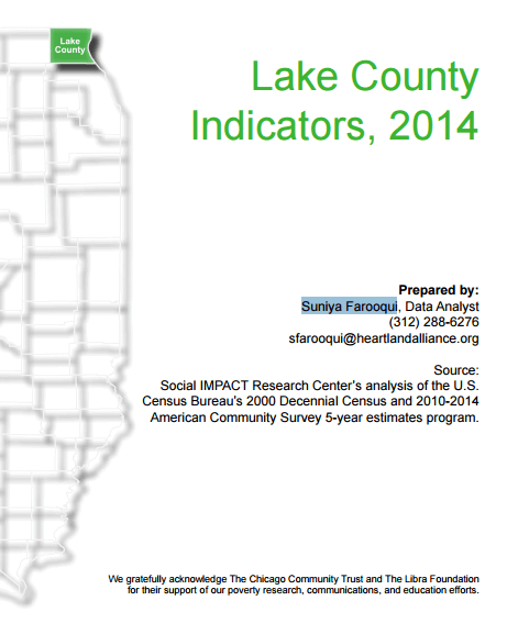 Lake County Indicators 2014