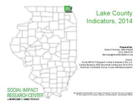 Lake County Indicators 2014