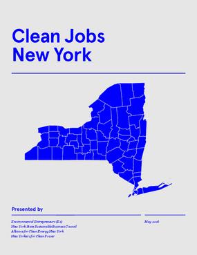 Clean Jobs New York
