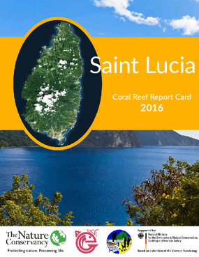 Saint Lucia: Coral Reef Report Card 2016