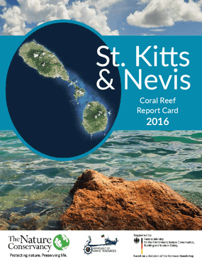St. Kitts and Nevis: Coral Reef Report Card 2016