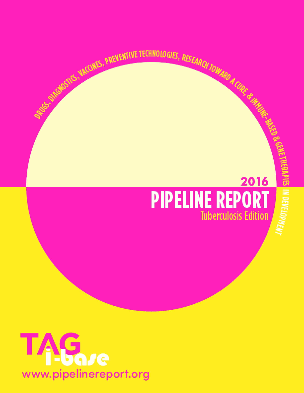 2016 Pipeline Report Tuberculosis Edition