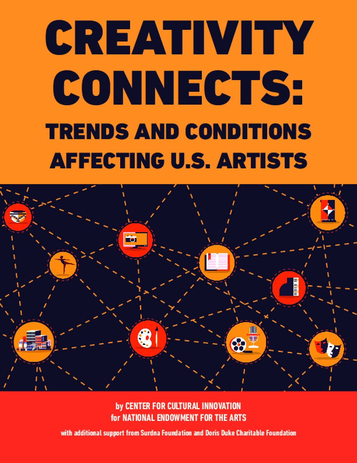 Creativity Connects: Trends and Conditions Affecting U.S. Artists