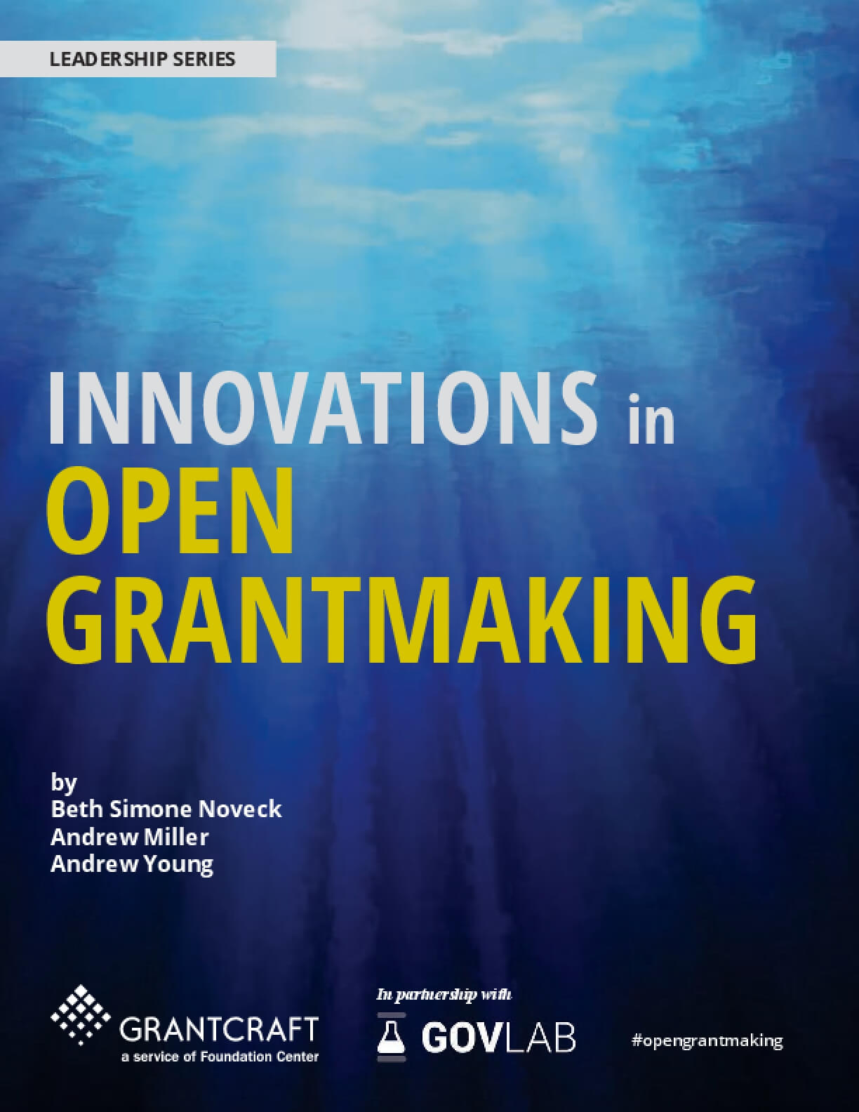 Innovations in Open Grantmaking