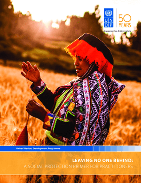 Leaving No One Behind: A Social Protection Primer for Practitioners