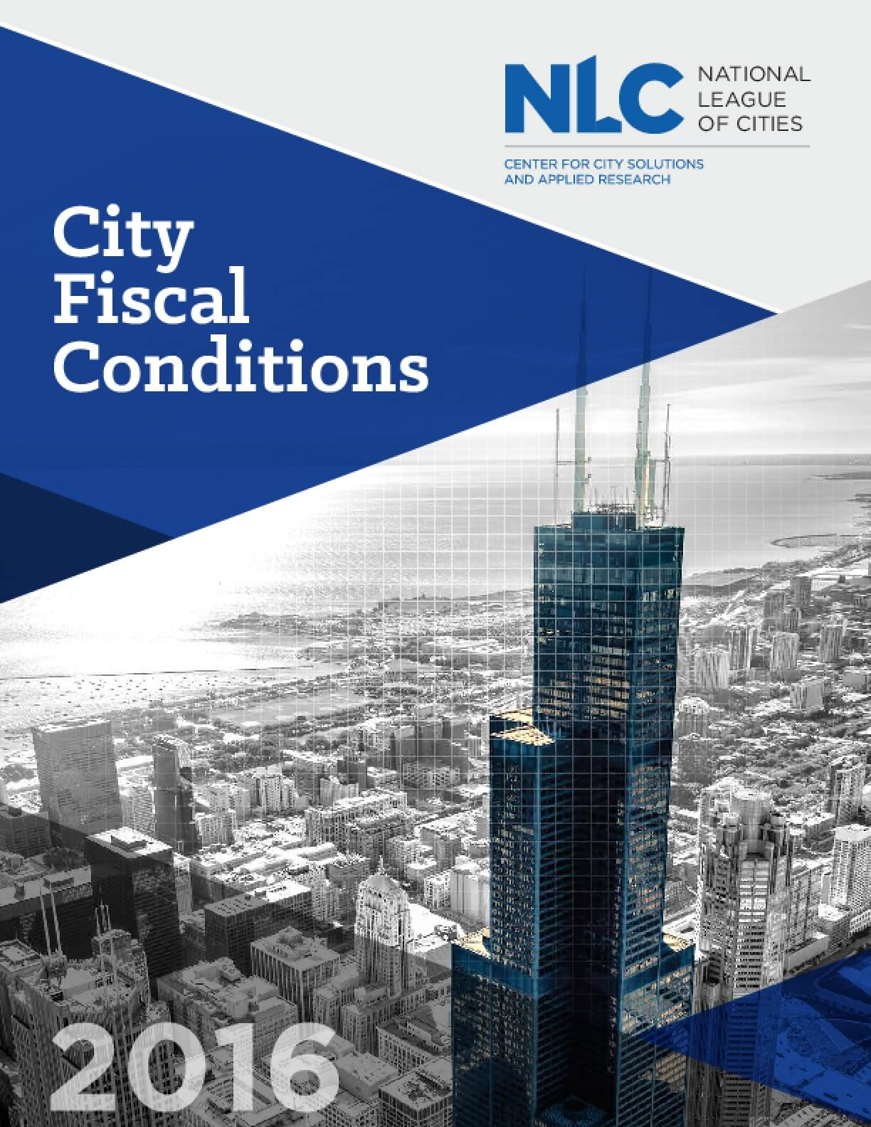 City Fiscal Conditions 2016