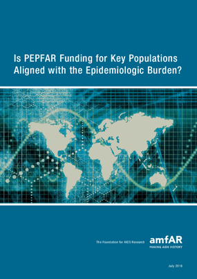 Is PEPFAR Funding for Key Populations Aligned with the Epidemiologic Burden?