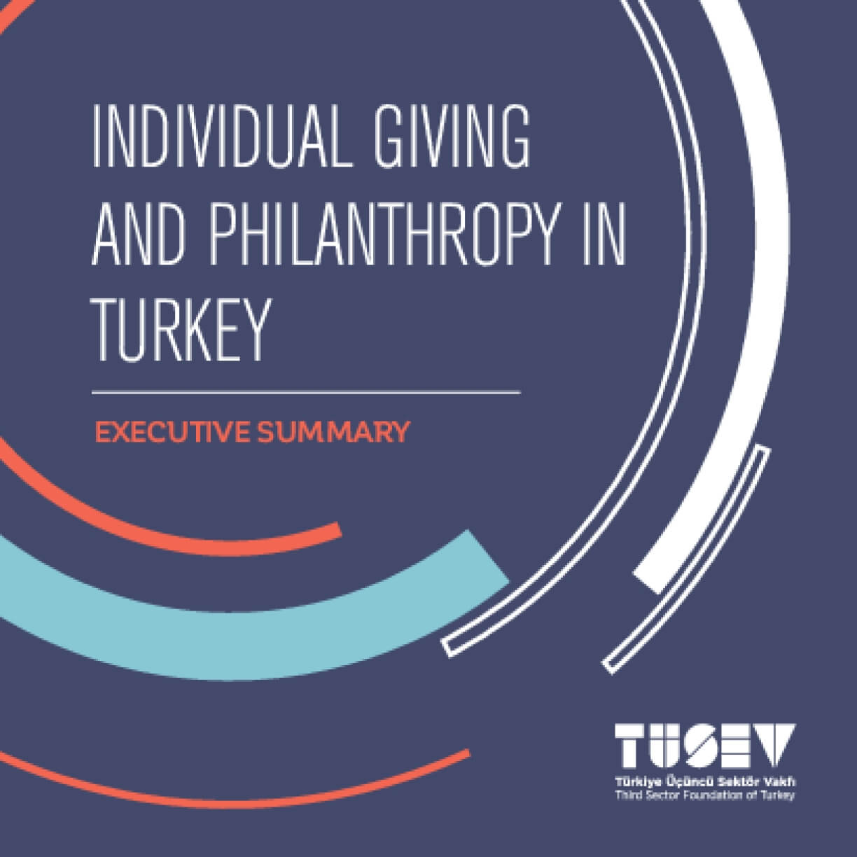Individual Giving and Philanthropy in Turkey (Executive Summary)