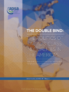 The Double Bind: The Politics of Racial & Class Inequalities in the Americas, Executive Summary