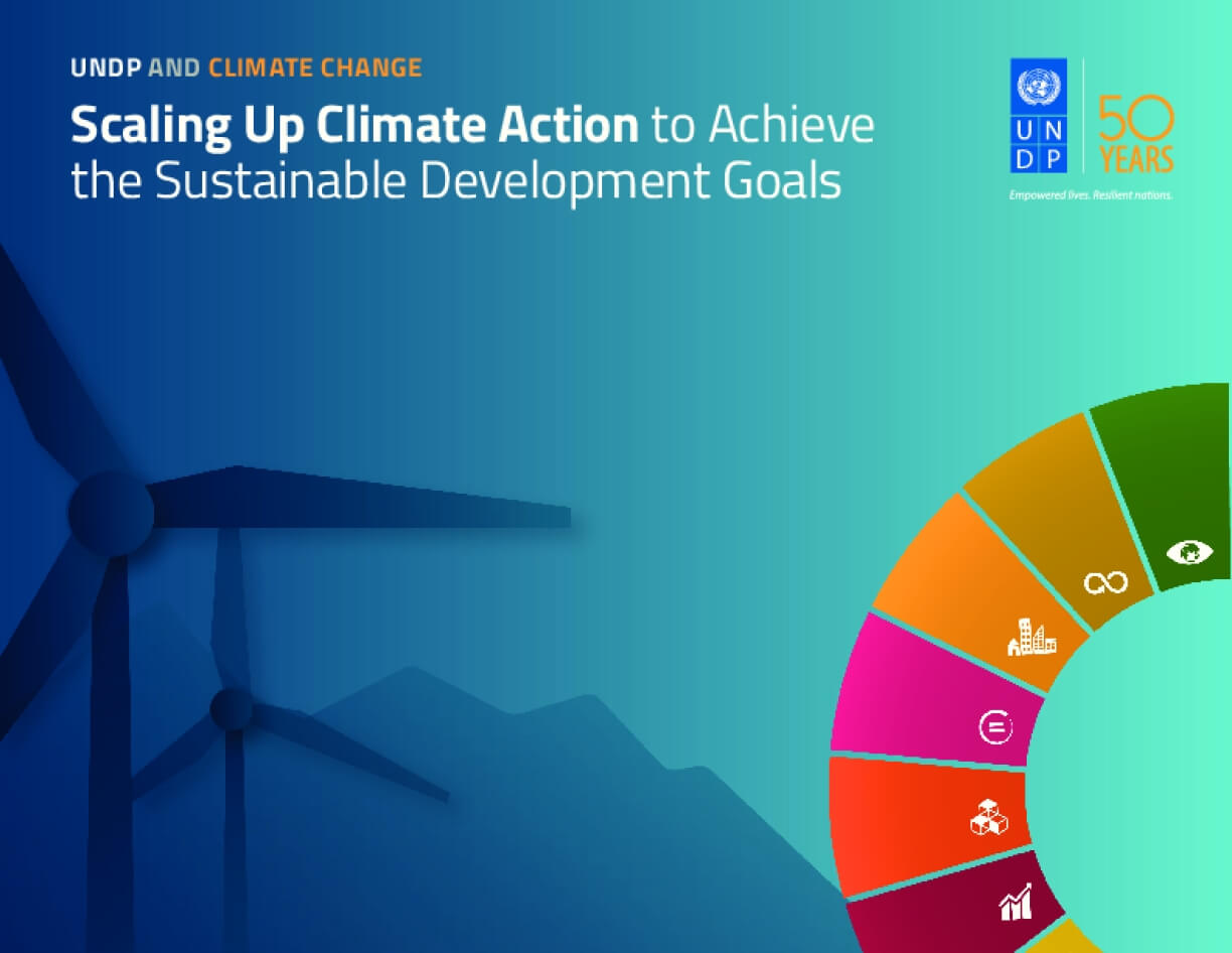Scaling Up Climate Action to Achieve the Sustainable Development Goals