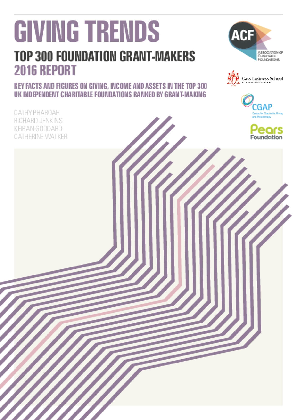 Foundations Giving Trends 2016