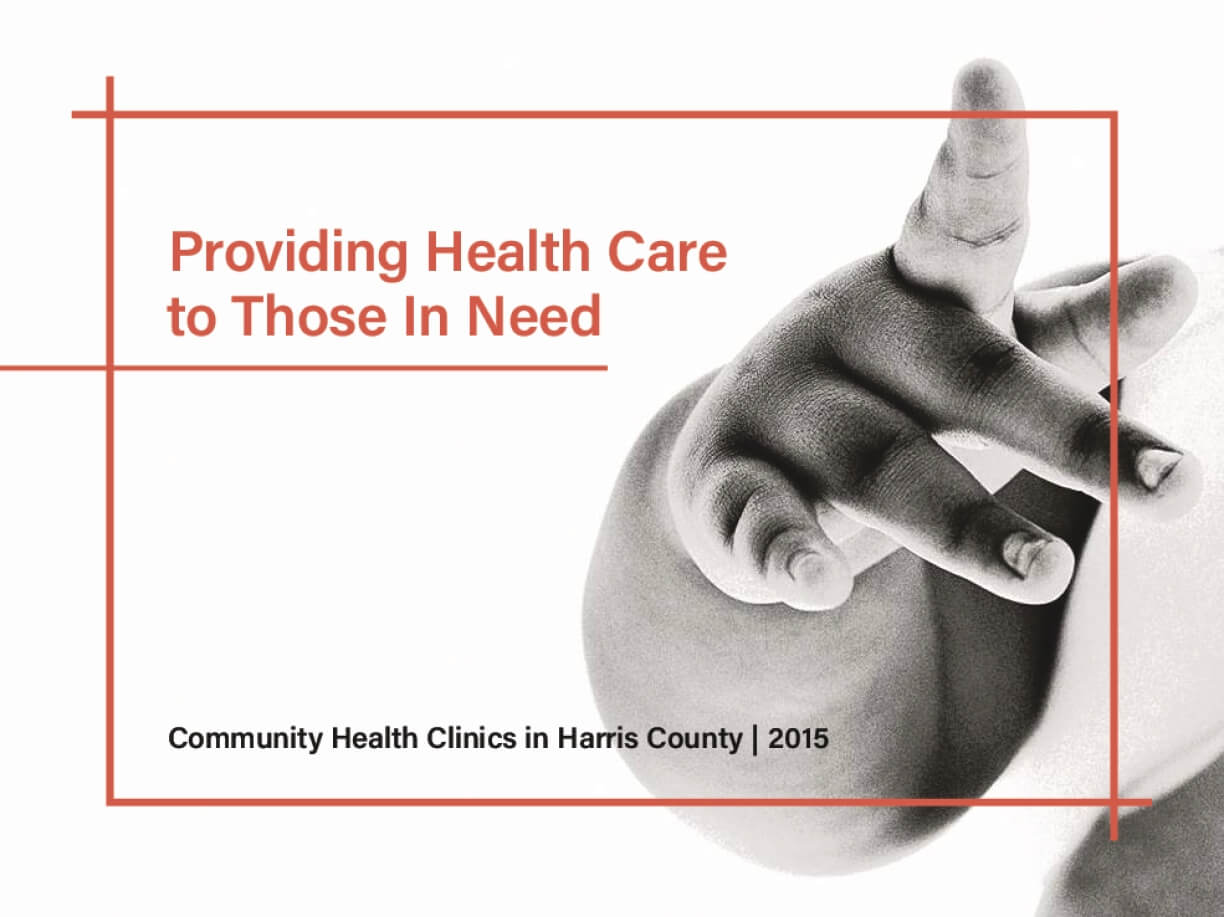 Providing Health Care to Those In Need