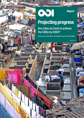 Projecting Progress: Are Cities on Track to Achieve the SDGs by 2030?