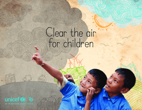 Clear the Air for Children: The Impact of Air Pollution on Children