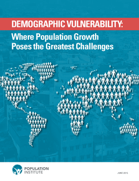 Demographic Vulneratility: Where Population Growth Poses the Greatest Challenges
