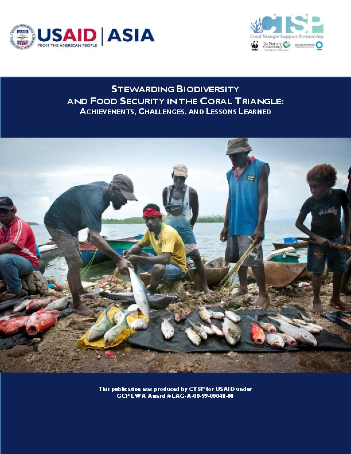 Stewarding Biodiversity and Food Security in The Coral Triangle: Achievements, Challenges, and Lessons Learned