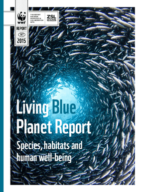 Living Blue Planet Report: Species, habitats and human well-being