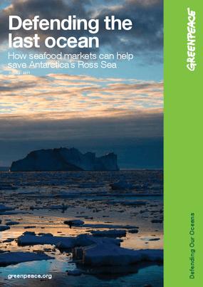 Defending the last ocean