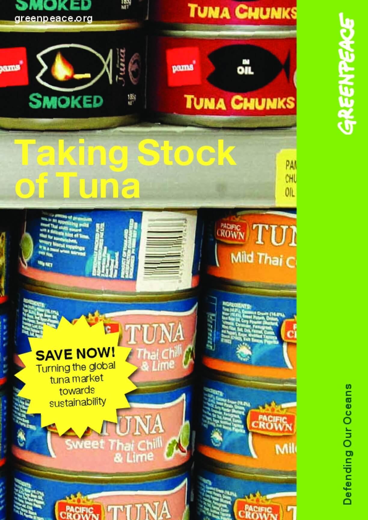 Taking Stock of Tuna