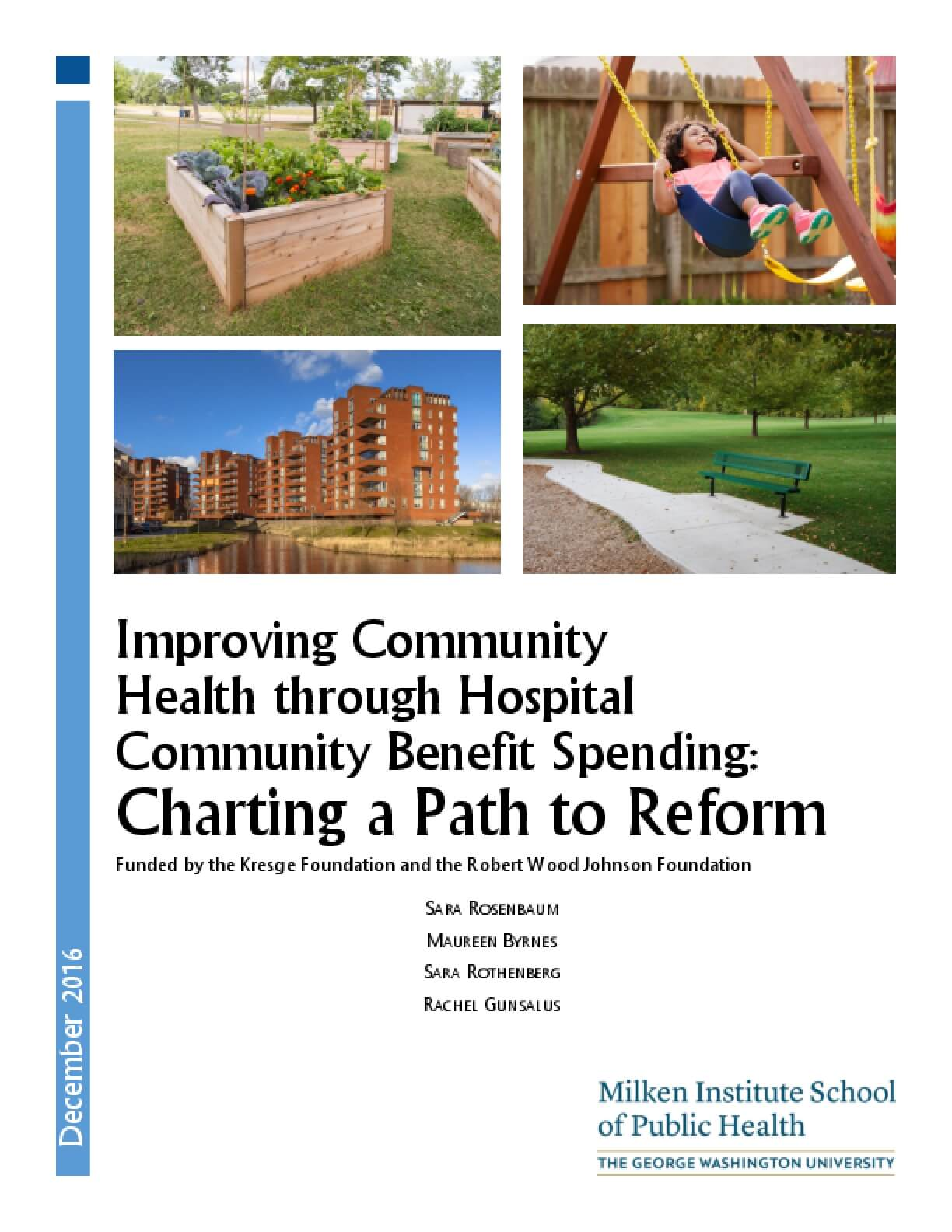 Improving Community Health through Hospital Community Benefit Spending: Charting a Path to Reform
